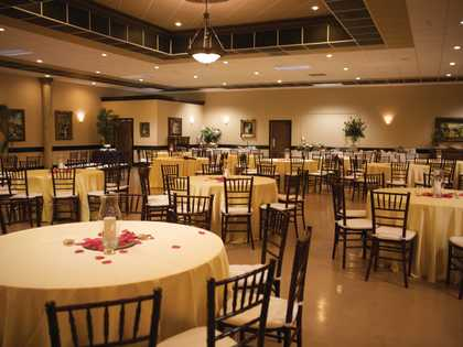 River Oaks Catering And Event Center - Interior