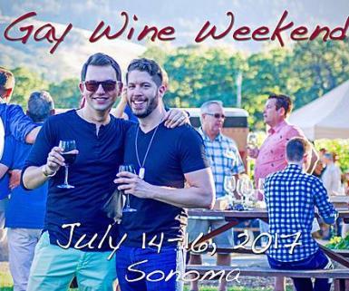 Gay Wine Weekend