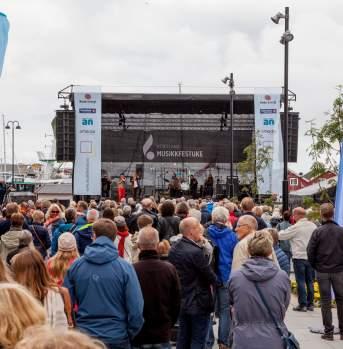 Nordland Music Festival, Bodø