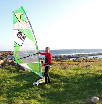 Windsurfing Lista Norway