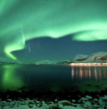 Nordlys & Norge i et nøtteskall
