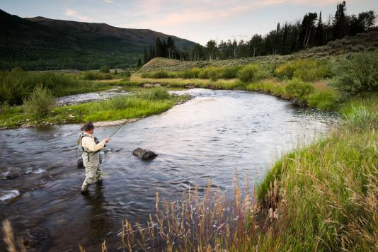 Park city utah official website hotels skiing for Provo river fly fishing