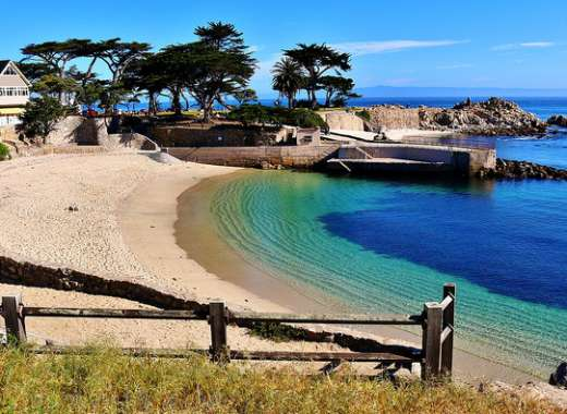 Monterey County Beaches