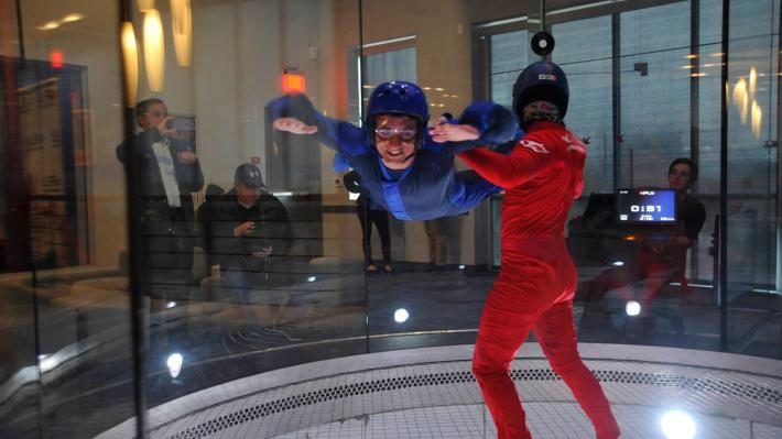 FC Dallas at iFly