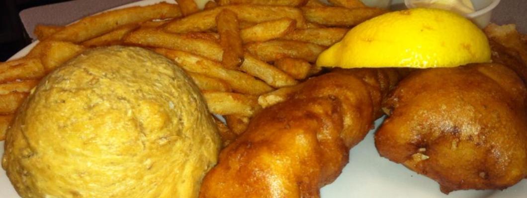 Northwoods Brew Pub Fish Fry