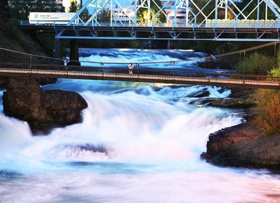 Explore the Spokane Falls