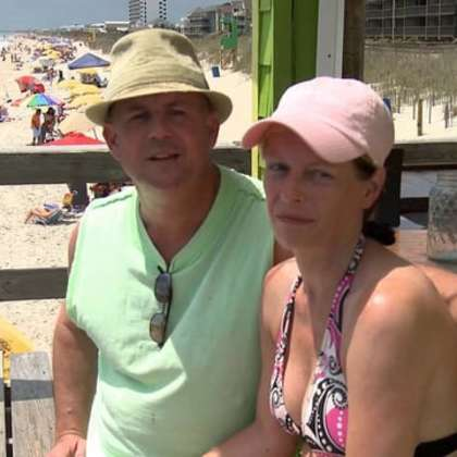 Carolina Beach Visitor Rave Reviews