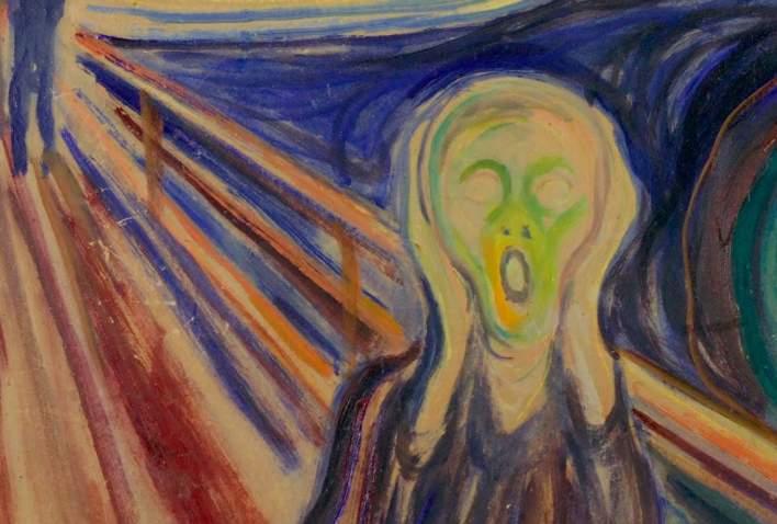 Edvard Munch's art in Oslo