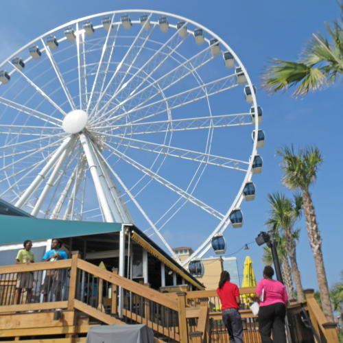 Official Myrtle Beach Area Vacation Guide – Tourist Attractions Map In South Carolina