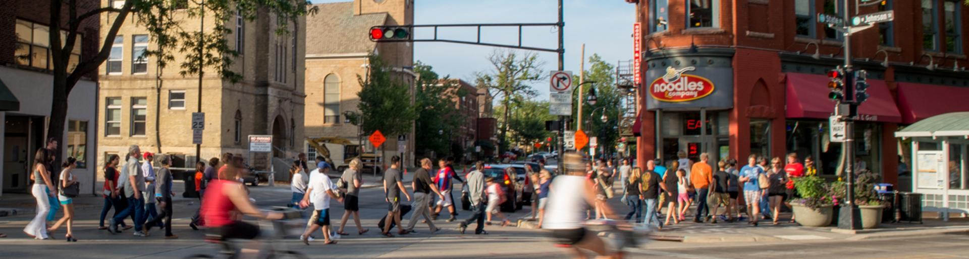State Street in Summer
