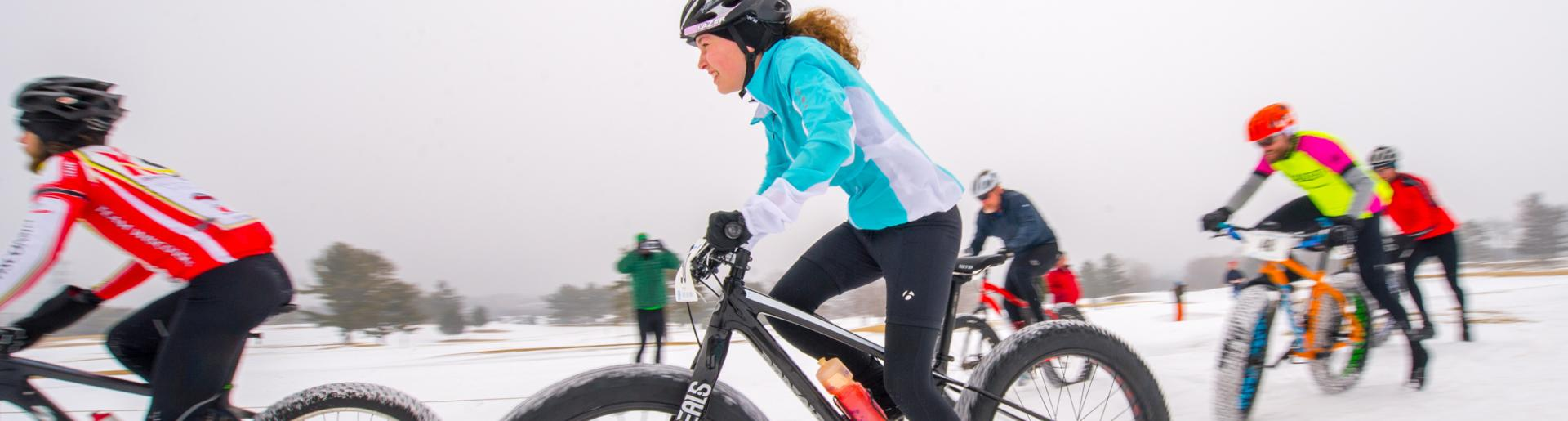 The Inukshuk Fat Bike Race