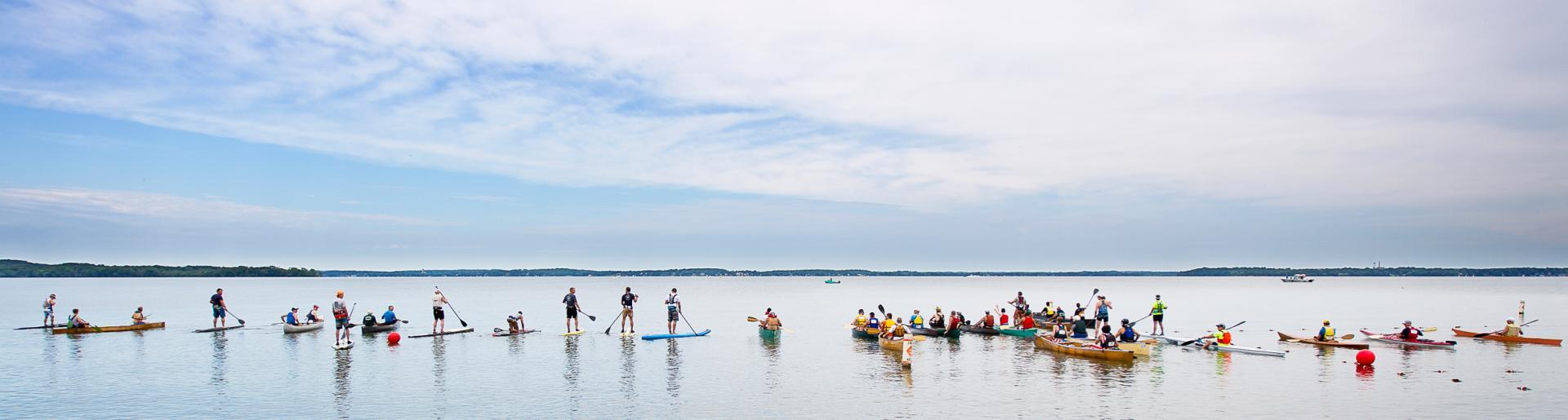 Paddle & Portage