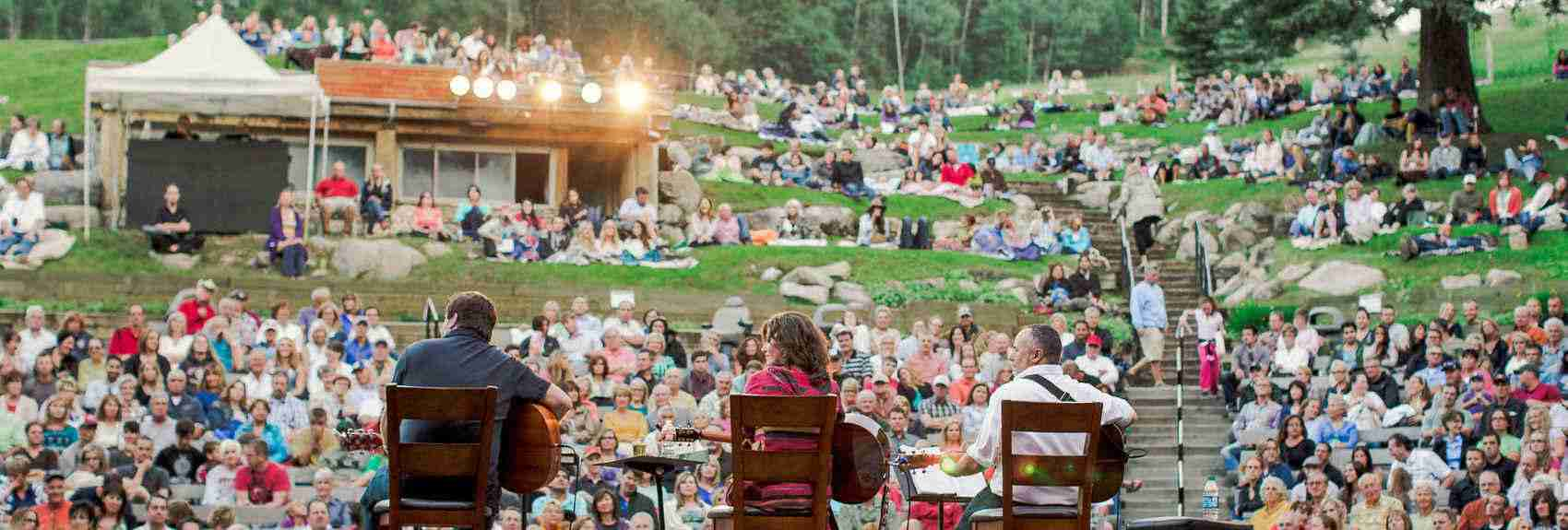 BLUEBIRD CAFE & SUMMER THEATRE
