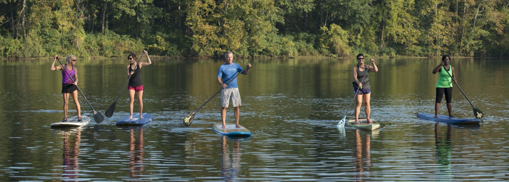 Water, Paddle Boarding, Outdoors