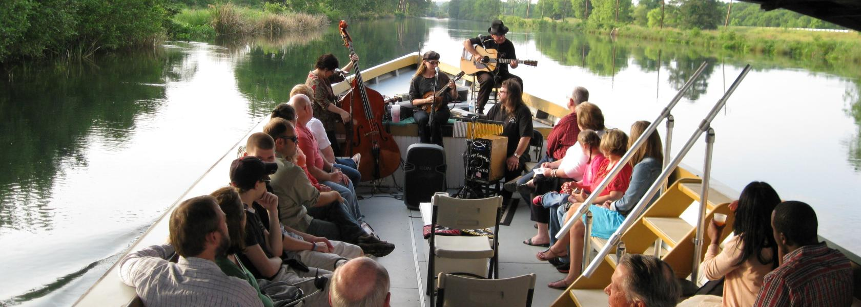 Augusta Canal Music - cropped