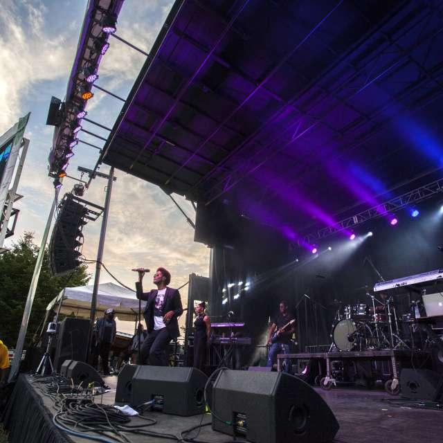 Events Richmond Jazz Festival