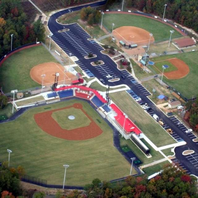RF&P Field Baseball Sports