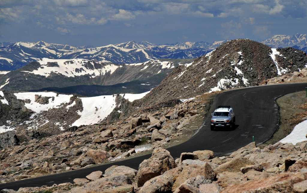 Bob Cook Memorial Mt. Evans Hill Climb Hits 50 - GetBoulder.com