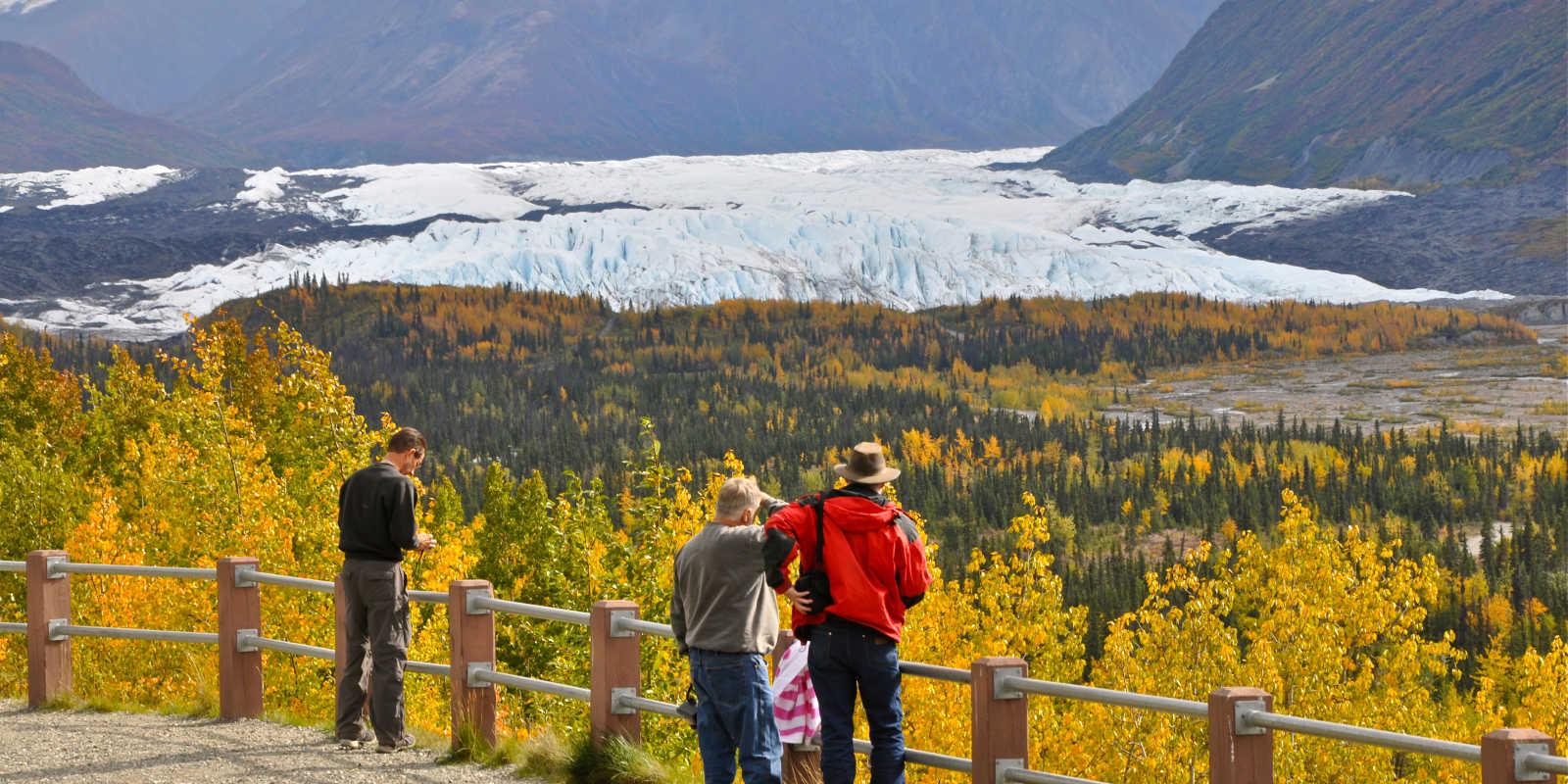 Matanuska Valley Glaciers Visit Anchorage