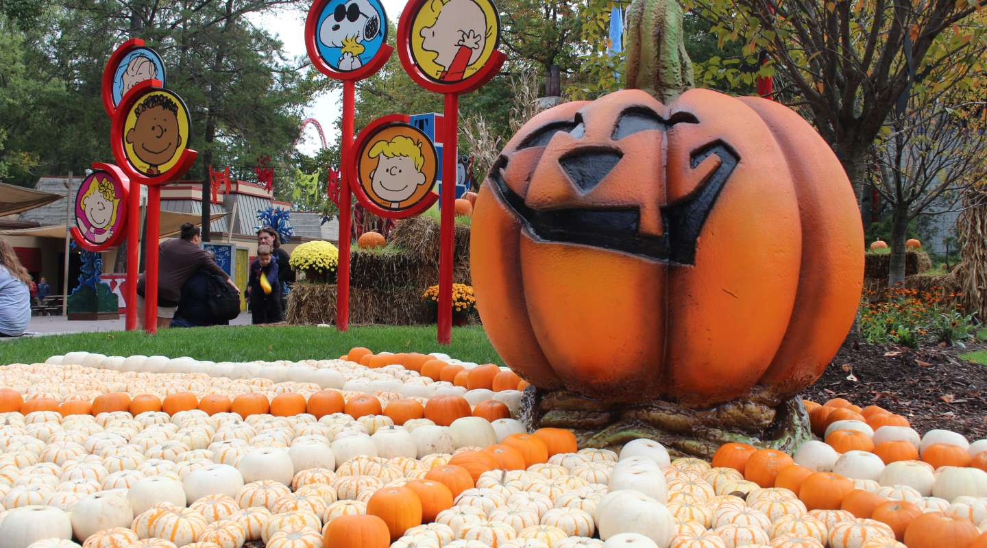 Kings Dominion Pumpkin Fest