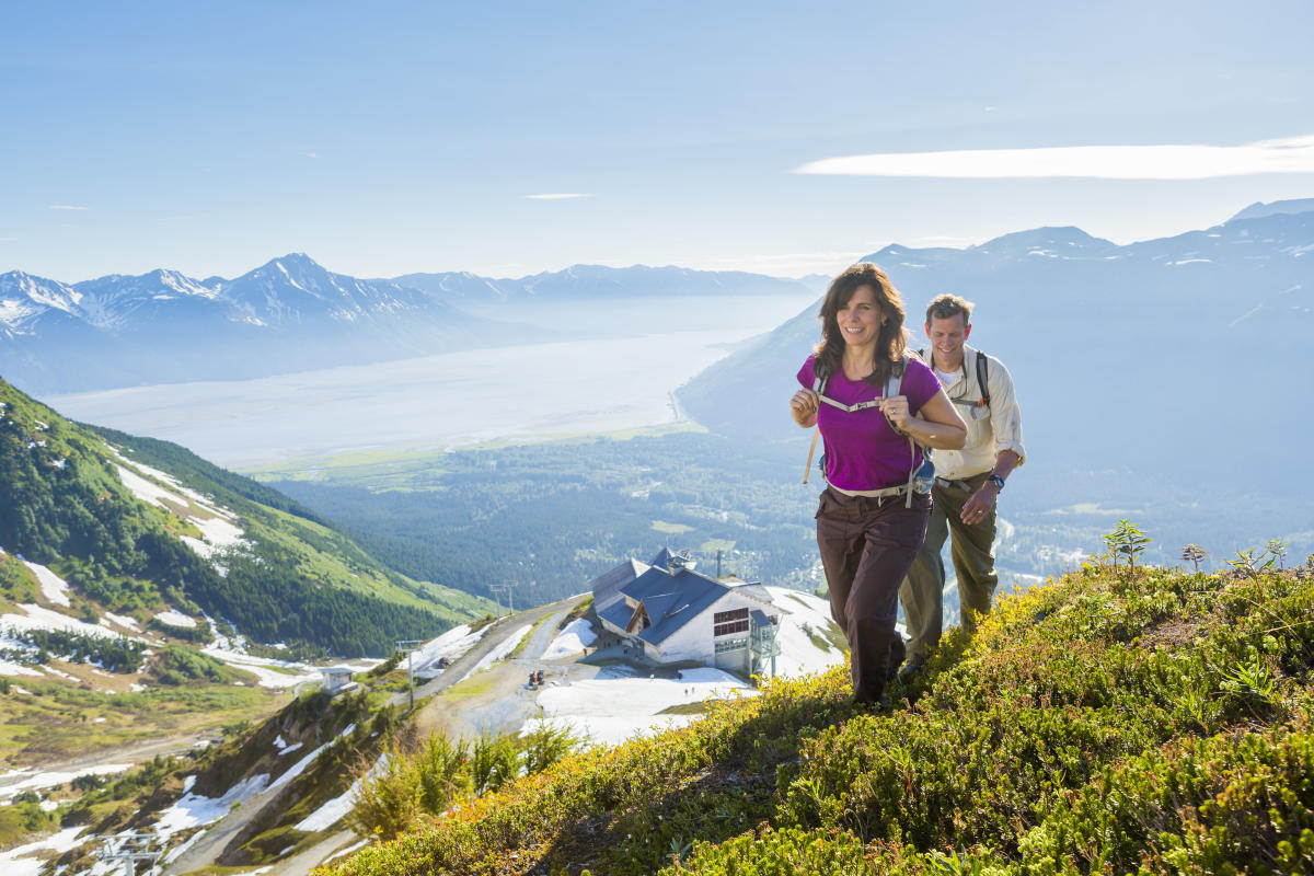 Top 10 Anchorage Hiking Trails Visit Anchorage