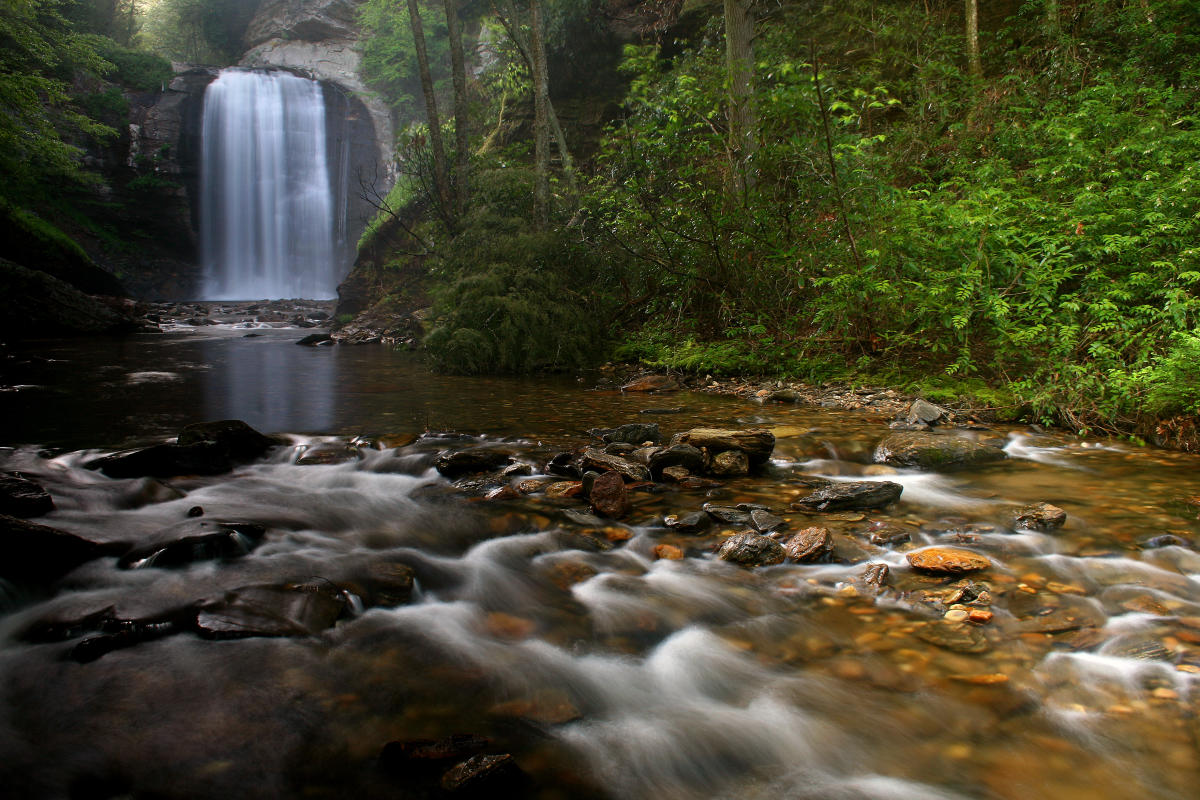 Asheville Nc Waterfall Scenic Drives Tours