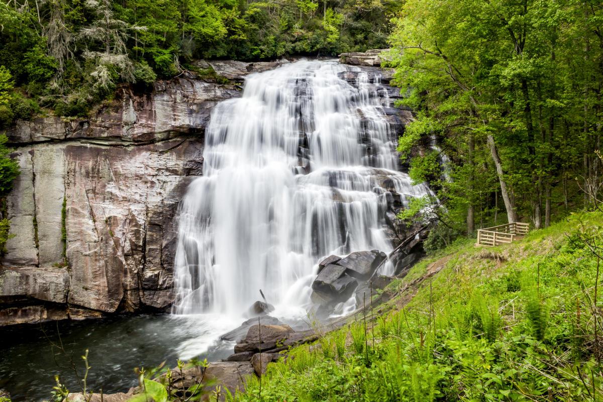 Rainbow Falls And Turtleback Hike