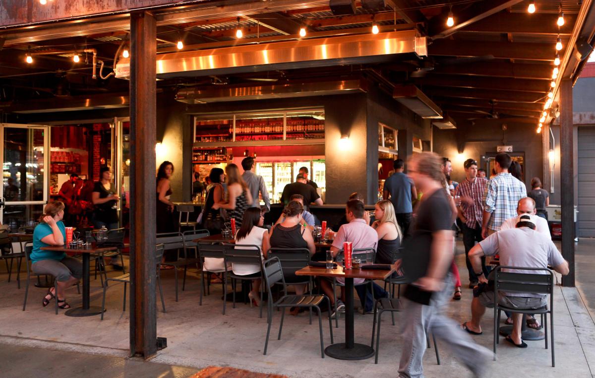 Avenue One Restaurant Week Menu