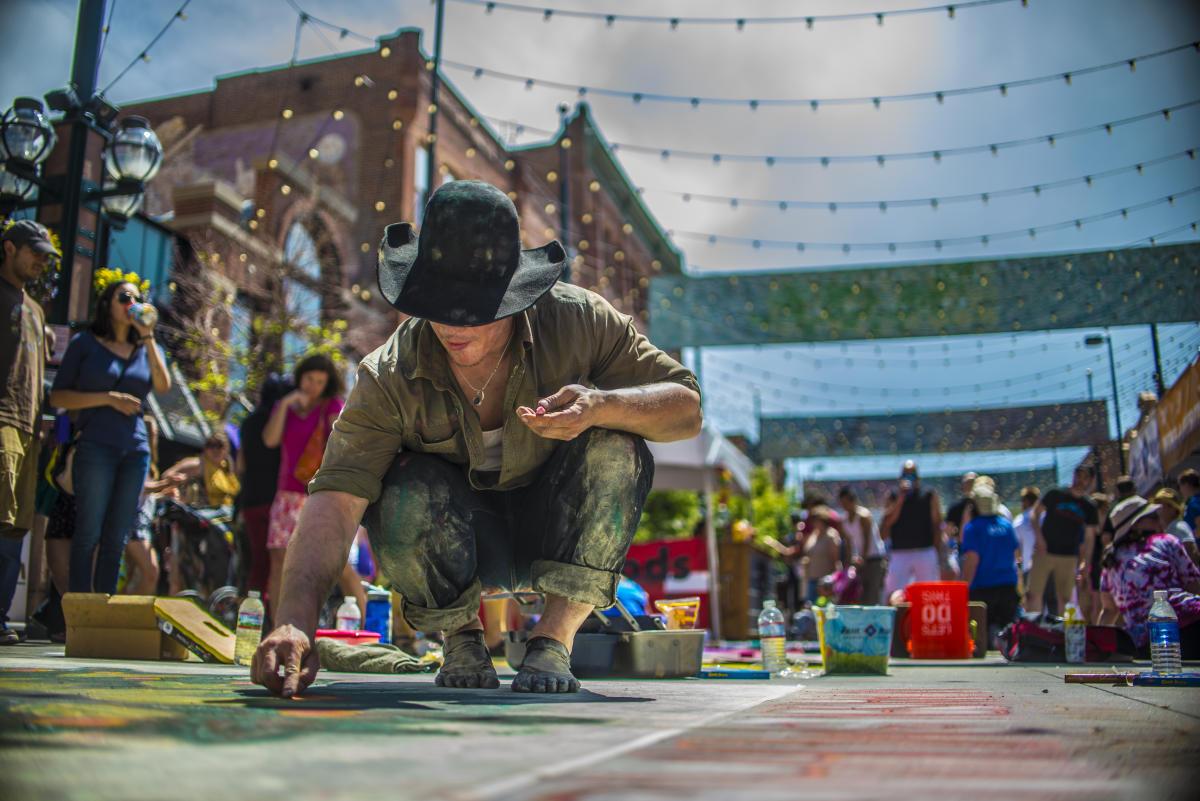 Denver summer spring activities visit denver for Craft show denver convention center