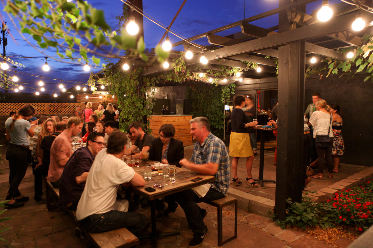 Best outdoor dining in denver visit denver for Balcony bar restaurant