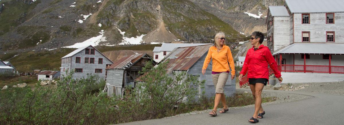 Gold Rush Country In Hatcher Pass Mat Su Cvb