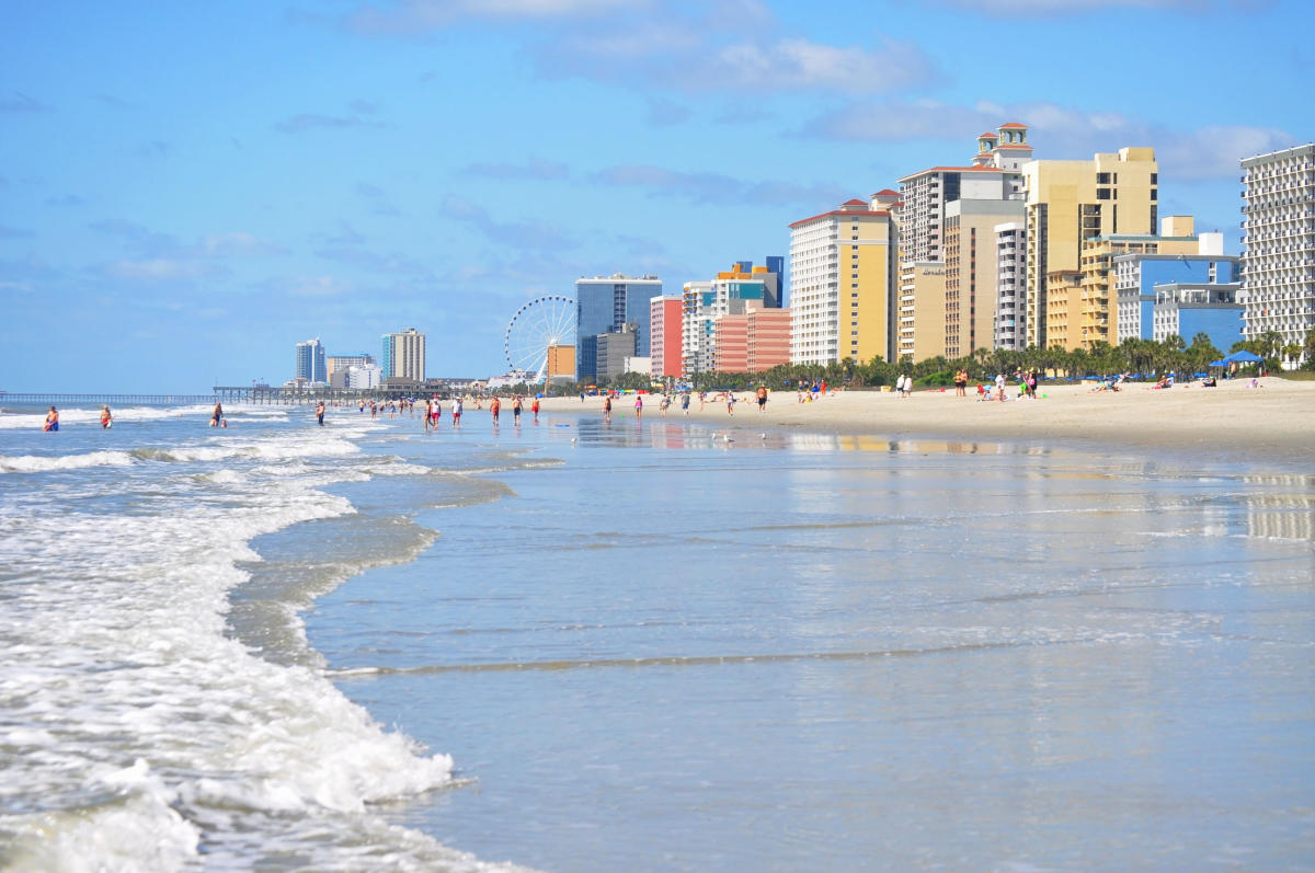 Myrtle Beach Military Friendly Hotels