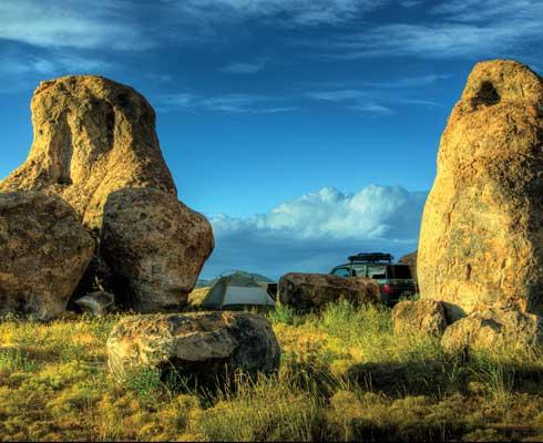 10 Best (family) Camping Spots