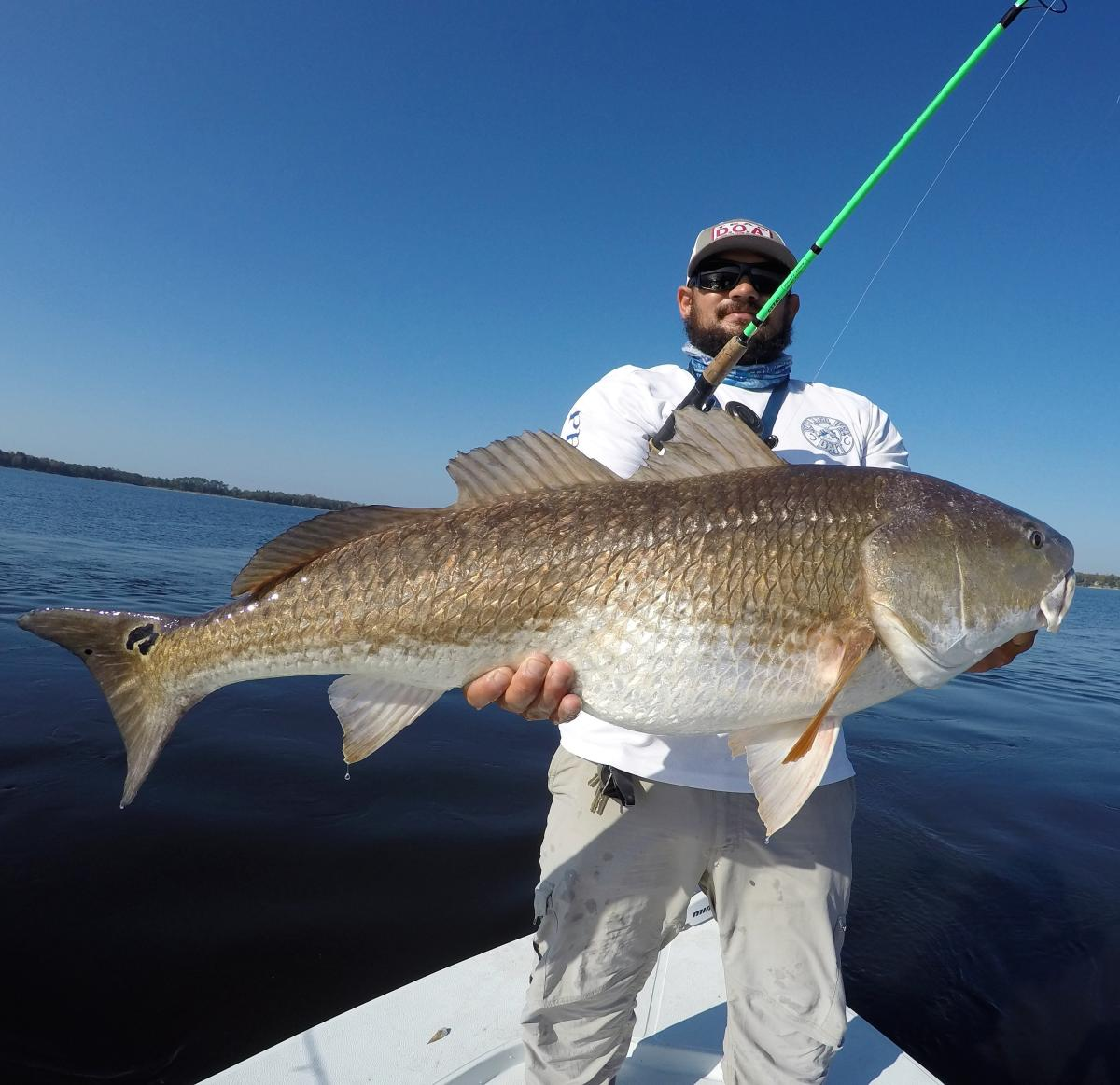 The key to winter fishing for Key city fish