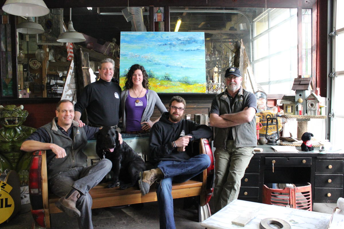 Roanoke S Own Salvage Dawgs Premieres 5th Season Tv Show