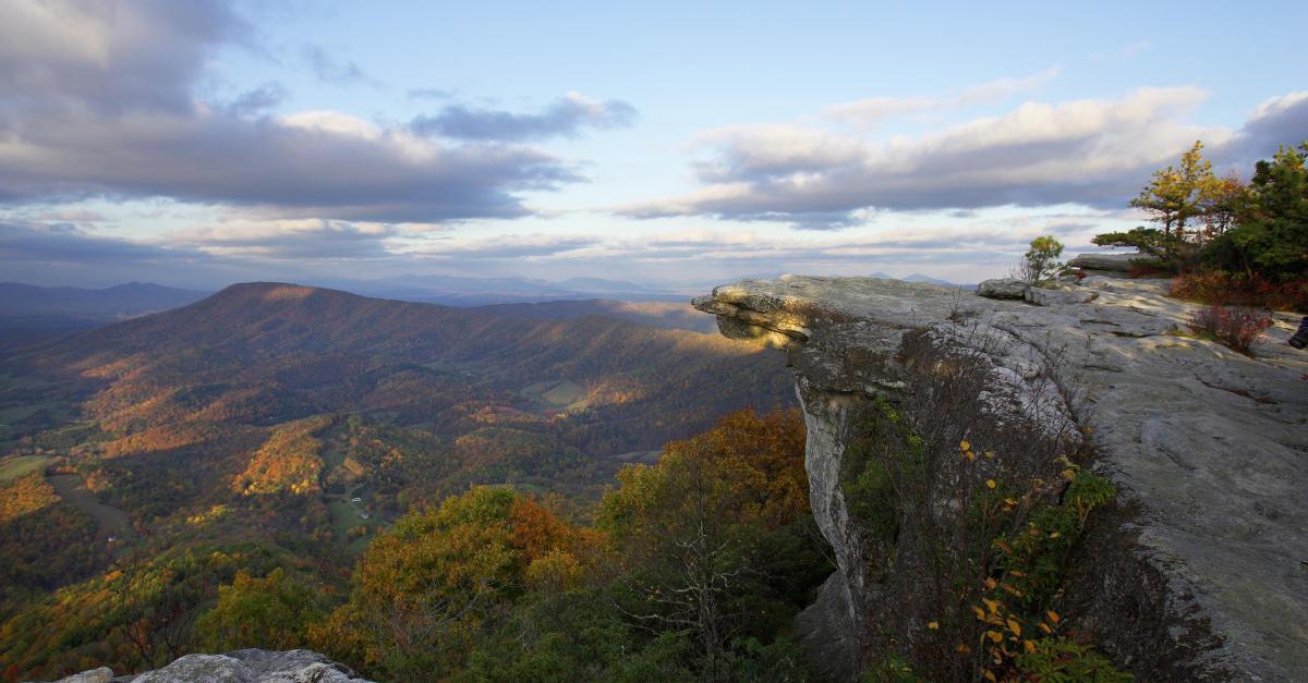 Appalachian Trail Roanoke Va