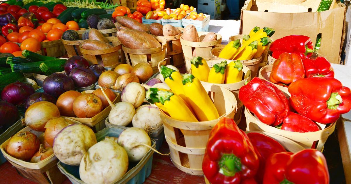 Find Farm Fresh Produce