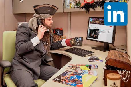 Greybeard's LinkedIn