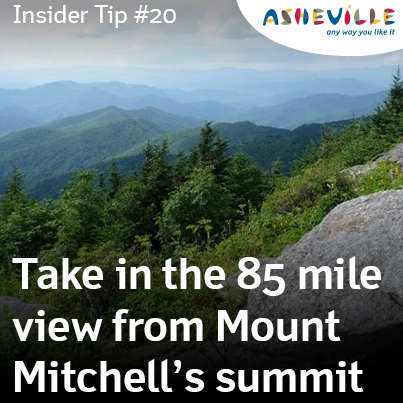 Where to Find an 85-Mile View