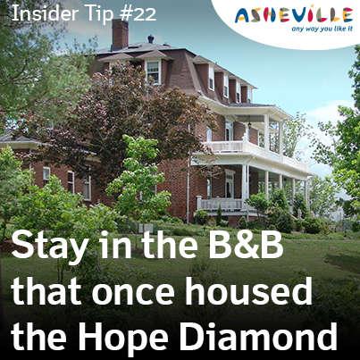 Asheville's Hope Diamond History