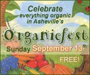 Celebrate Organic Food at Organicfest