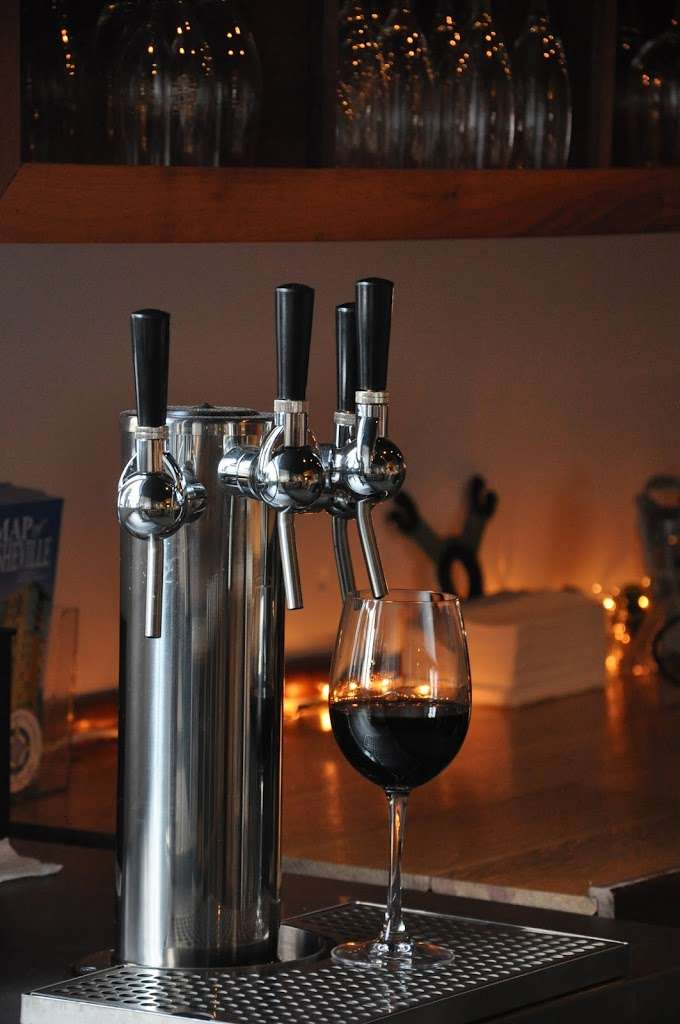 NC's First Wine Tap Room