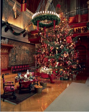 Christmas At Biltmore Goes International