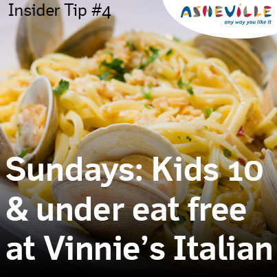 Family Night at Vinnie's Italian