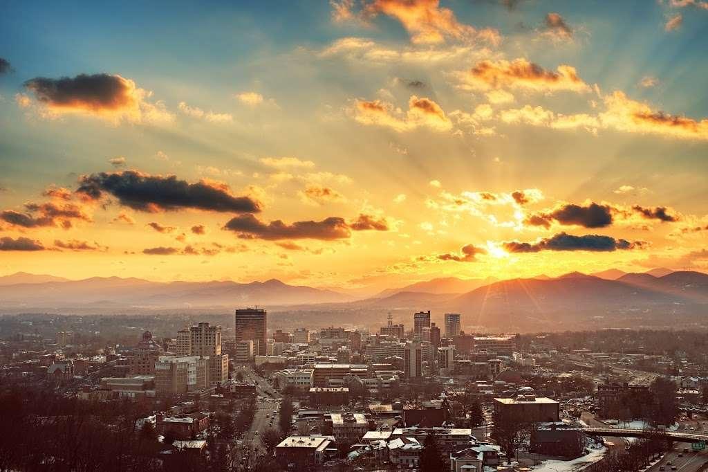 Vote Asheville Best Mountain Town