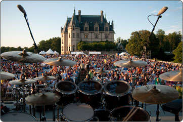 Biltmore Announces 2012 Concert Series