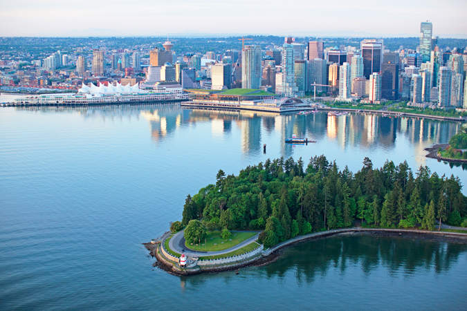 Conventions On Vancouver Island