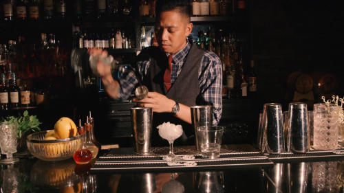 New cocktails video stirring up interest