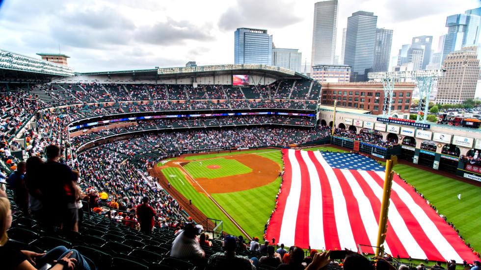 Astros Baseball
