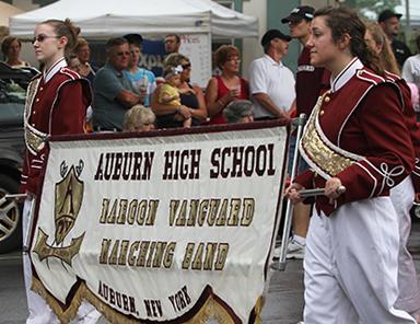 Auburn Vanguard - Memorial Day Parade